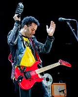 Twin Shadow and Death Cab for Cutie at Red Hat Amphitheater 2015