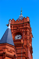 Cardiff Tower Clock